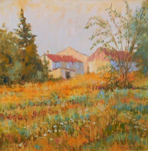 Connie Winters - Bright Golden Morning border=