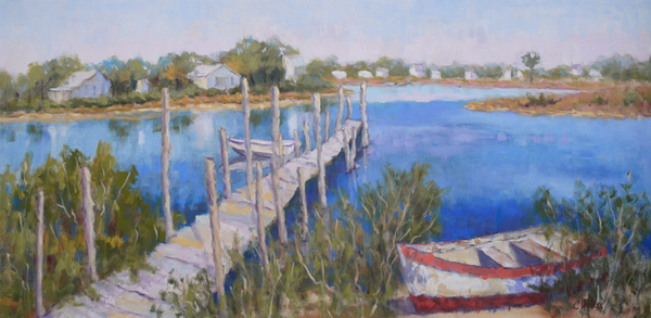 Connie Winters - Thinking of Fishing border=