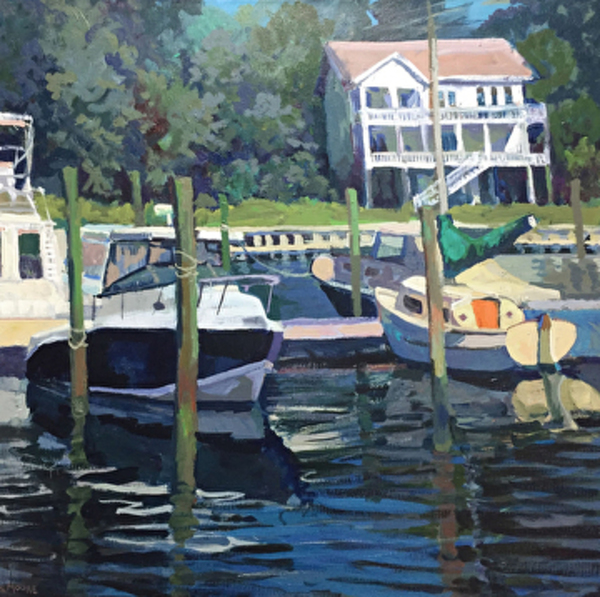 Steve Moore - Brock Basin Boats border=