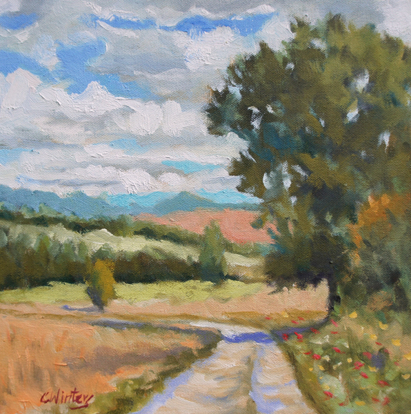 Connie Winters - Country Colors of France border=