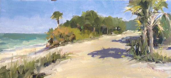 Jim Carson - Beach Entry border=
