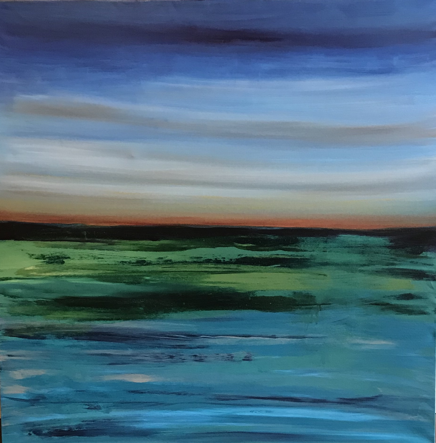 Sharon Paige - A New Horizon border=