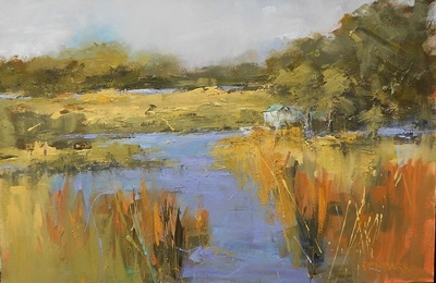 Becky Denmark - Across the Marsh