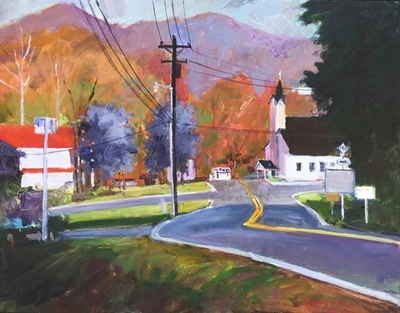 Larry Dean - Late Afternoon-Valle Crucis