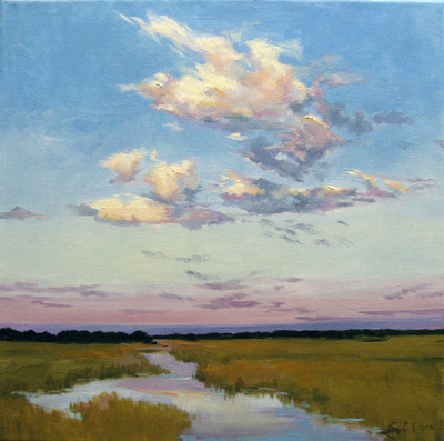 Sandy Nelson - Marsh Clouds