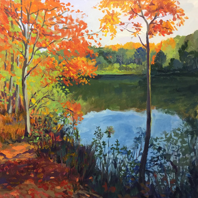 Steve Moore - Fall Reflections