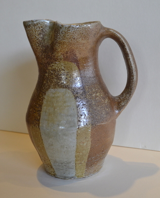Title: Woodfired Pitchers , Medium: Clay , Price: $125