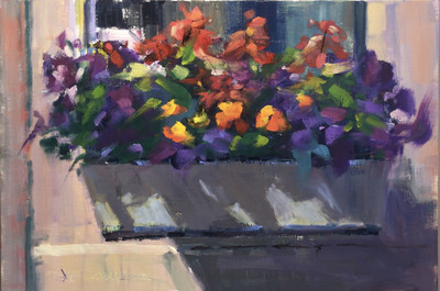Jim Carson - A Bigger Box of Flowers