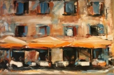 Title: Windows to the World , Size: 24x36 , Medium: Oil on Canvas , Price: $1,425