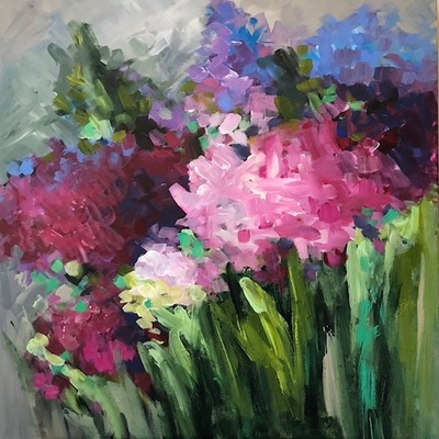 Karen Scott - Still in the Garden