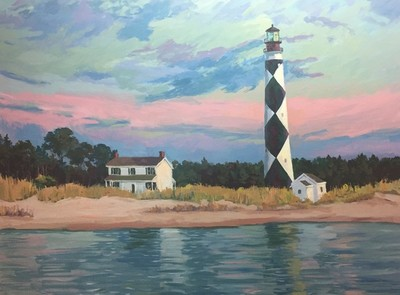 Steve Moore - Cape Lookout Sunset