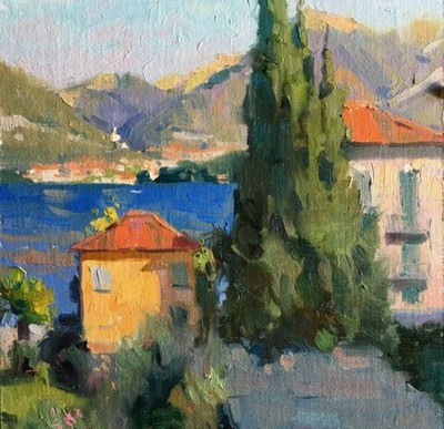 Larry Moore - Life on Lake Como