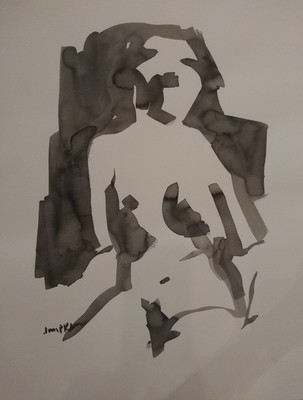 James  P. Kerr - Inkwash Series #2