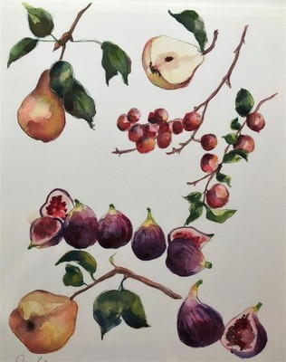 Inslee Fariss - Pears and Figs