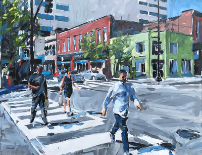 David Shingler - Downtown Raleigh