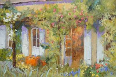 Connie Winters - Popular Place in Giverny