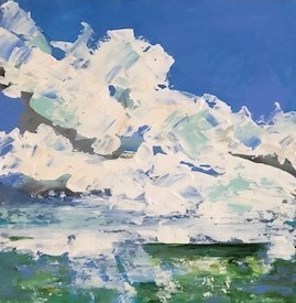 Karen Scott - Clouds Meet The Sea