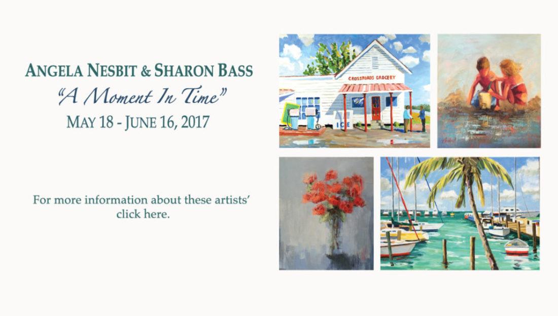 Angela Nesbit and Sharon Bass
