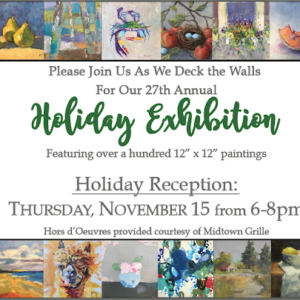 Join Us For Some Holiday Cheer!