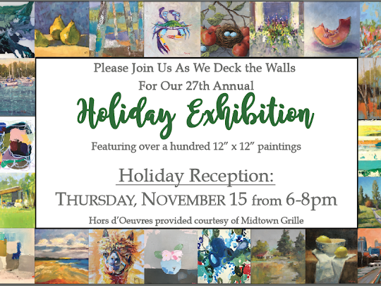 Join Us On Thursday, November 15 For Some Holiday Cheer!
